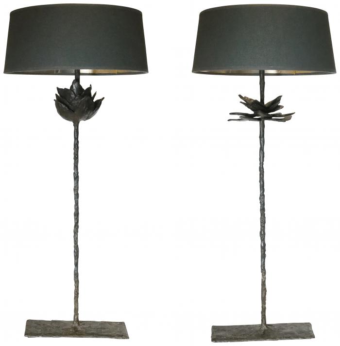 LAMPES LOTUS